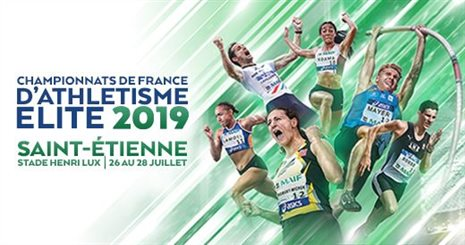 7 ATHLETES AUX CHAMPIONNATS DE FRANCE ELITE